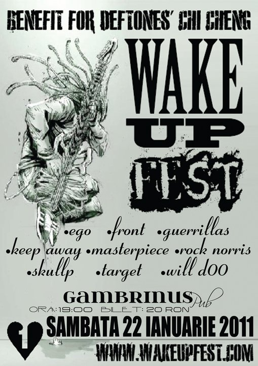 Wake Up Fest @ Gambrinus Pub