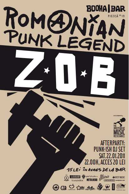 ZOB @ Booha Bar