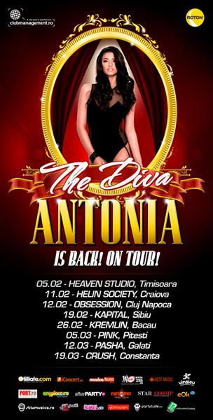 Antonia @ Club Obsession