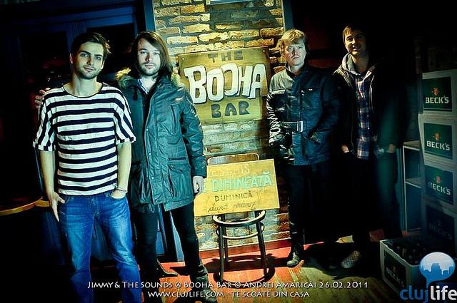 Poze: Jimmy & The Sounds @ Booha Bar