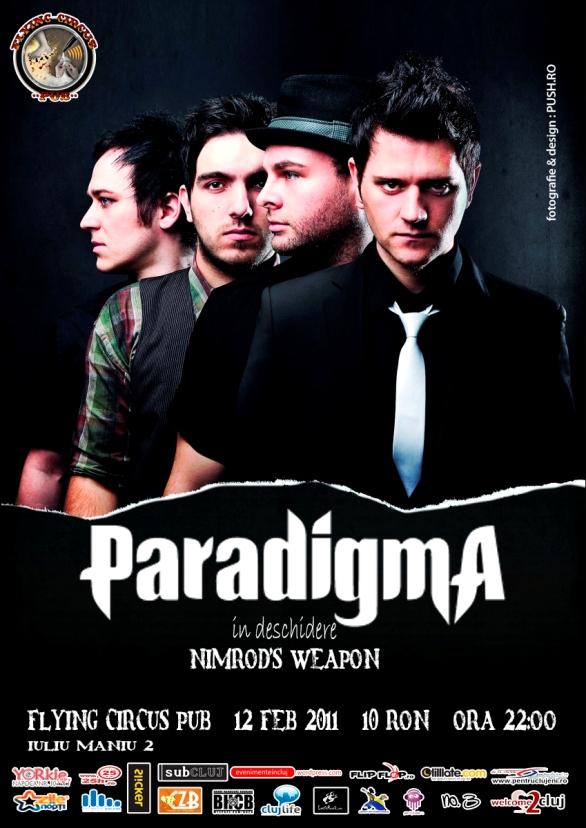 Paradigma @ Flying Circus Pub
