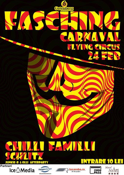 Carnaval @ Flying Circus Pub