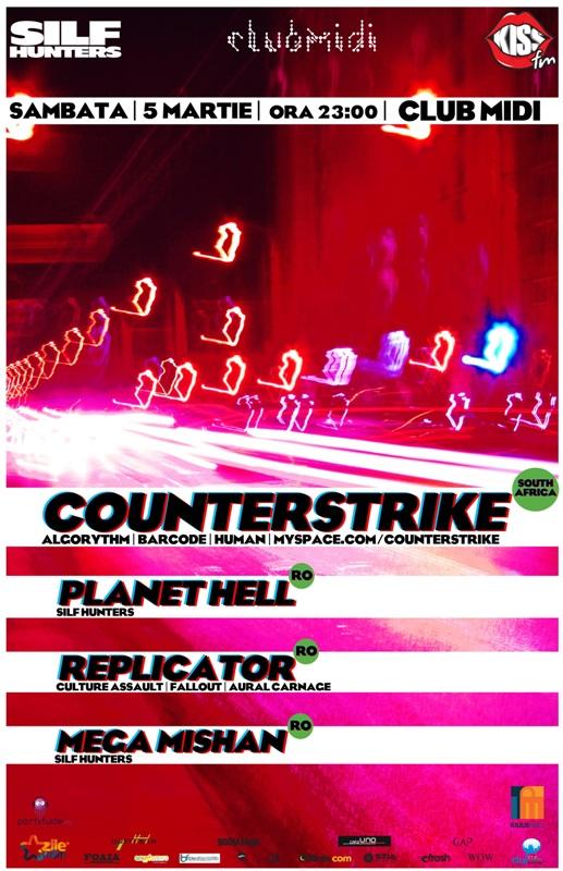 Counterstrike @ Club Midi