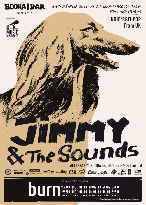 Jimmy & The Sounds @ Booha Bar