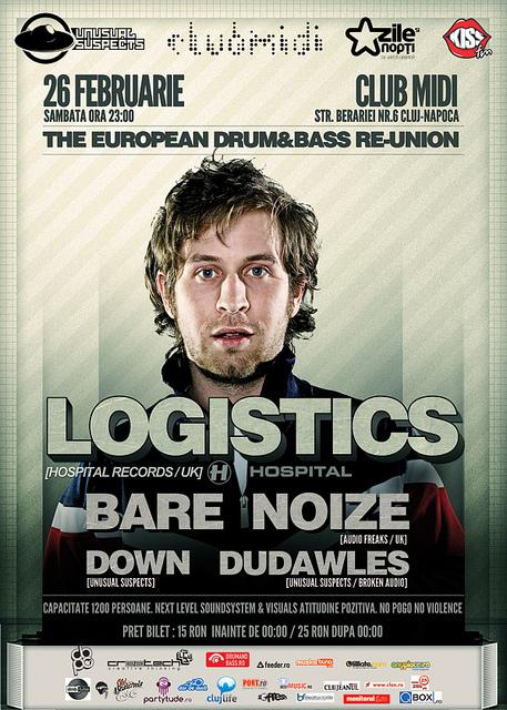 Logistics @ Club Midi