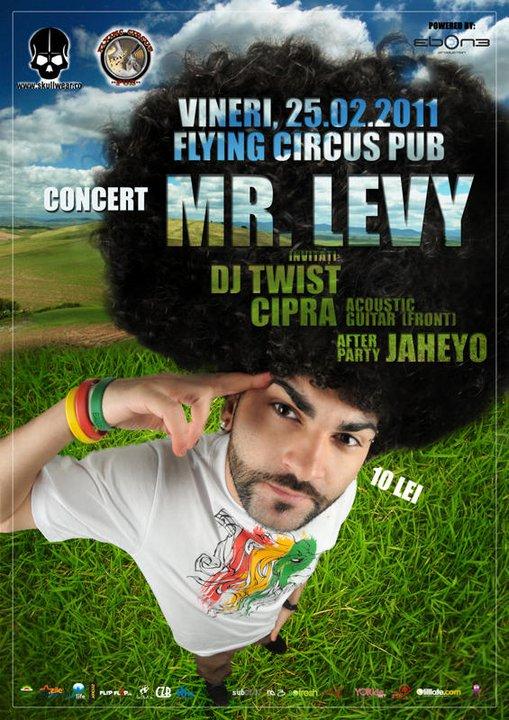 Mr Levy @ Flying Circus Pub