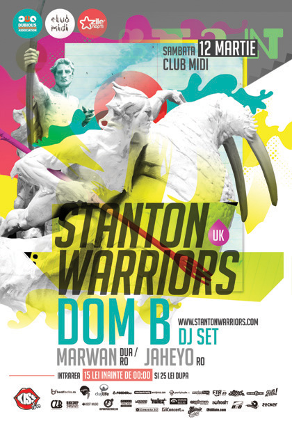 Stanton Warriors @ Club Midi