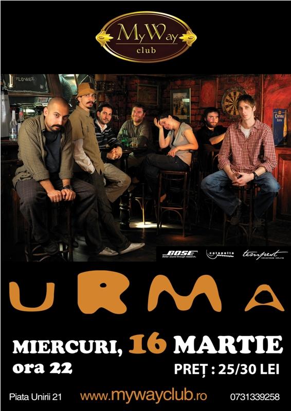 Urma @ Club My Way