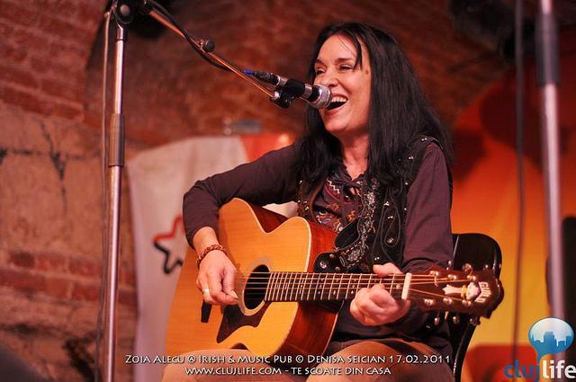 Poze: Zoia Alecu @ Irish & Music Pub