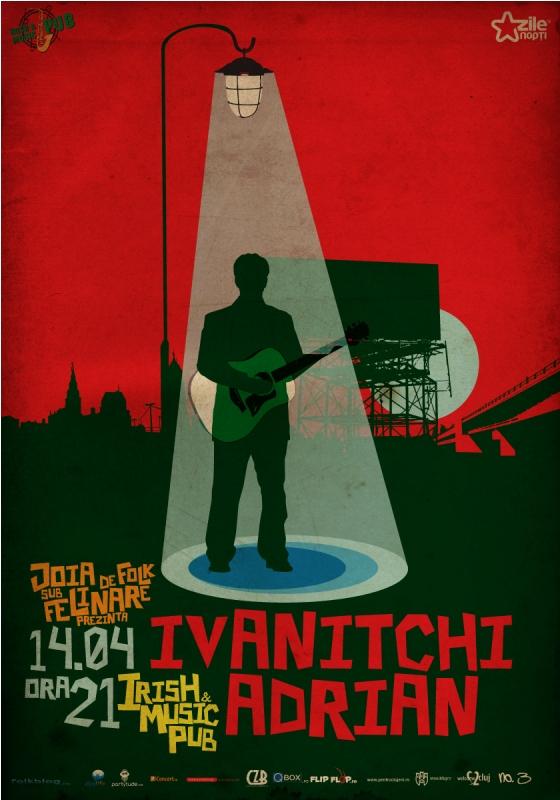 Adrian Ivanitchi @ Irish & Music Pub
