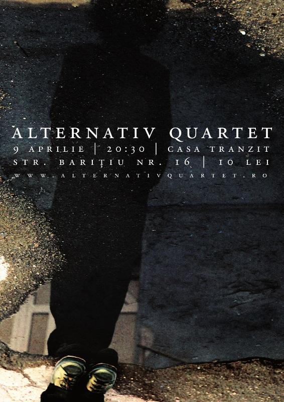 Alternativ Quartet @ Casa Tranzit