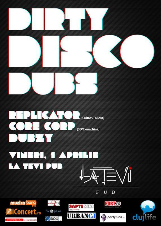 Dirty Disco Dubs @ La Tevi Pub