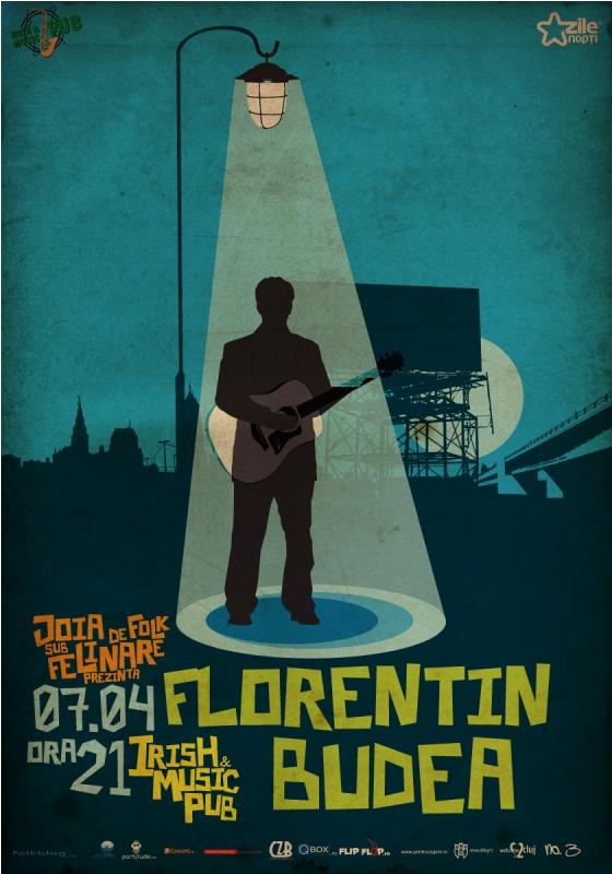 Florentin Budea @ Irish & Music Pub