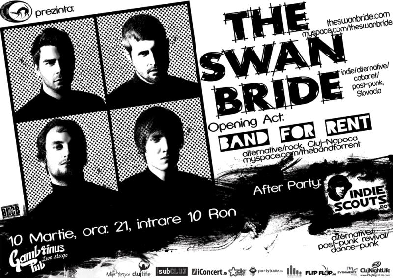 The Swan Bride @ Gambrinus Pub