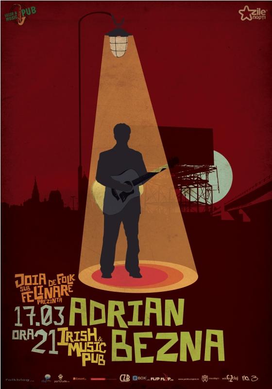Adrian Bezna @ Irish & Music Pub