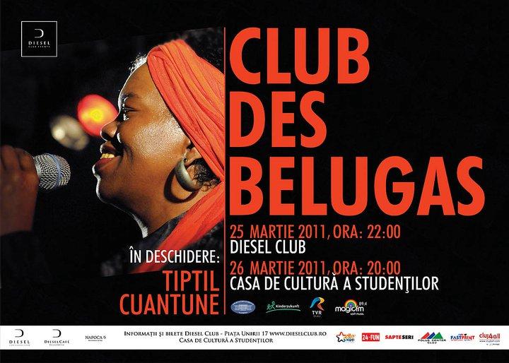Club des Belugas @ CCS