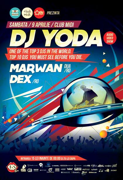 DJ Yoda @ Club Midi