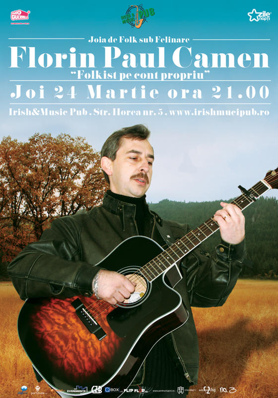 Florin Paul Camen @ Irish & Music Pub