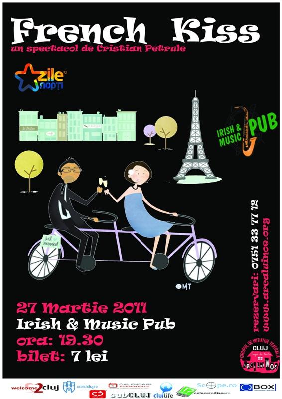 French Kiss @ Irish & Music Pub