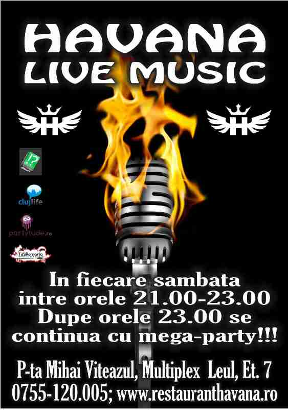 Live Music @ Havana