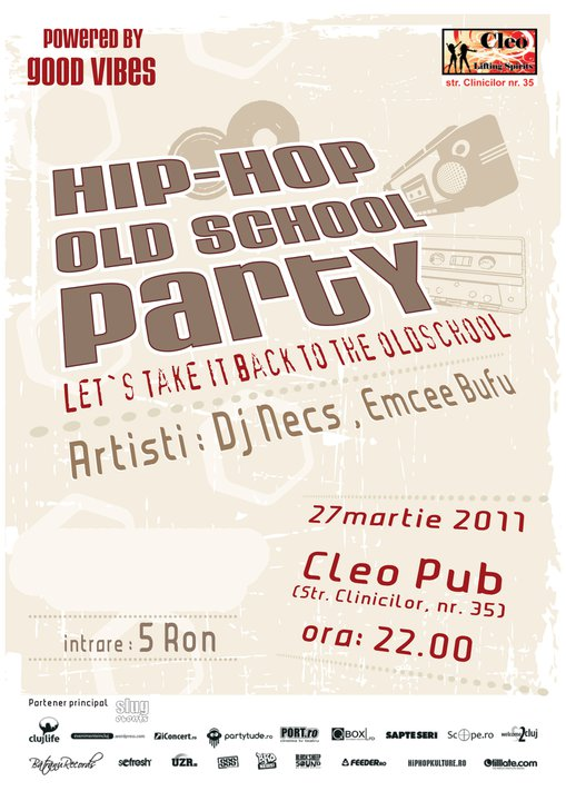 Hip Hop Party @ Cleo Pub