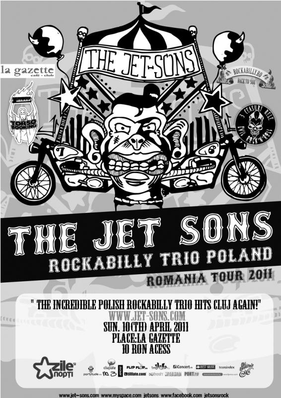 The Jet-Sons @ La Gazette