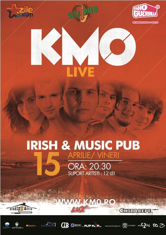 KM0 @ Irish & Music Pub