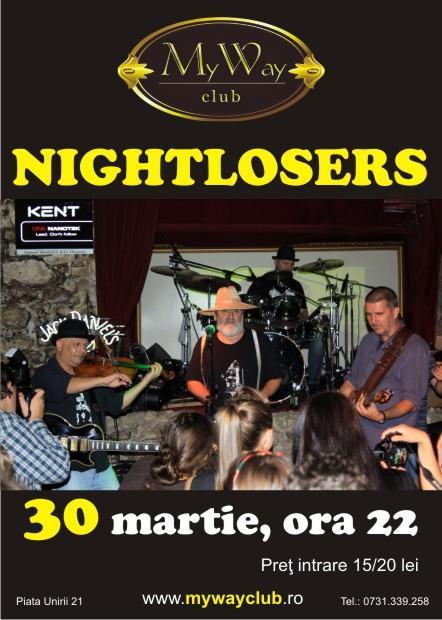 Nightlosers @ Club My Way