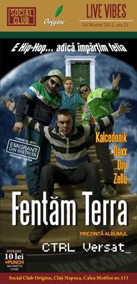 Fentăm Terra @ Origine Social Club