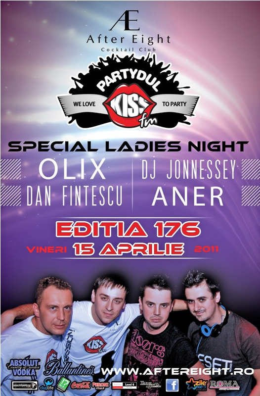 Special Ladies Night @ After Eight