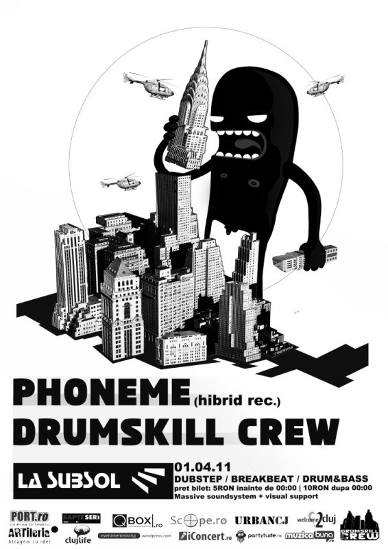 Phoneme / Drumskill Crew
