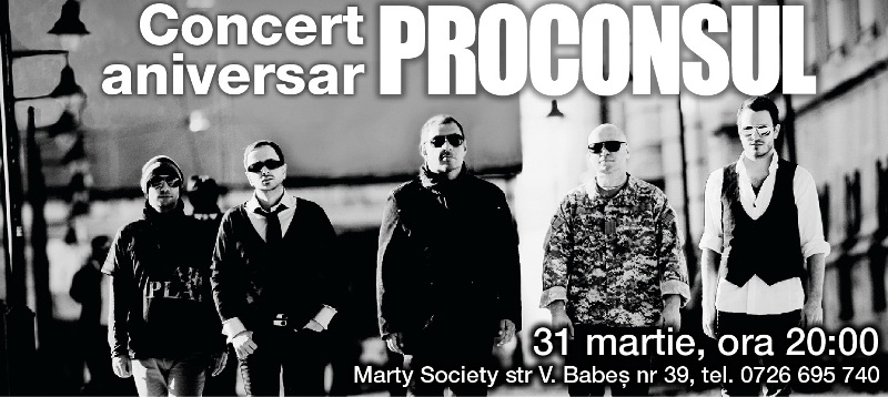 Proconsul @ Marty Society