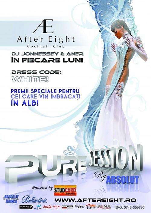 Pure Session cu DJ Jonnessey & Aner
