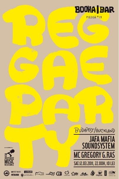 Jafa Mafia Soundsystem @ Booha Bar