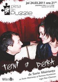 Tony & Dora @ Puzzle Cafe & Bar