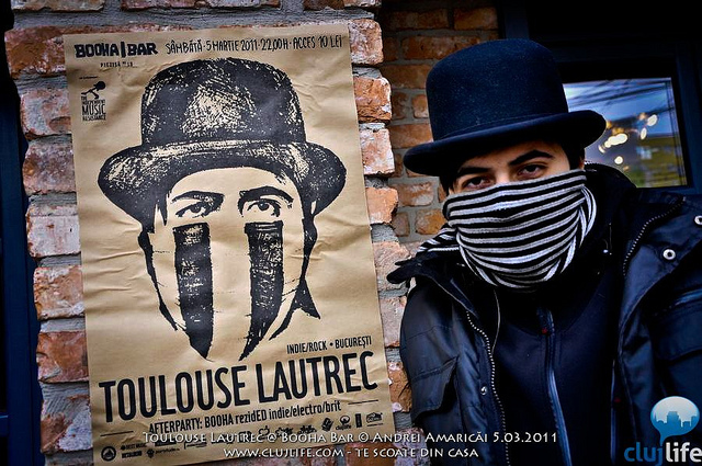Poze: Toulouse Lautrec @ Booha Bar