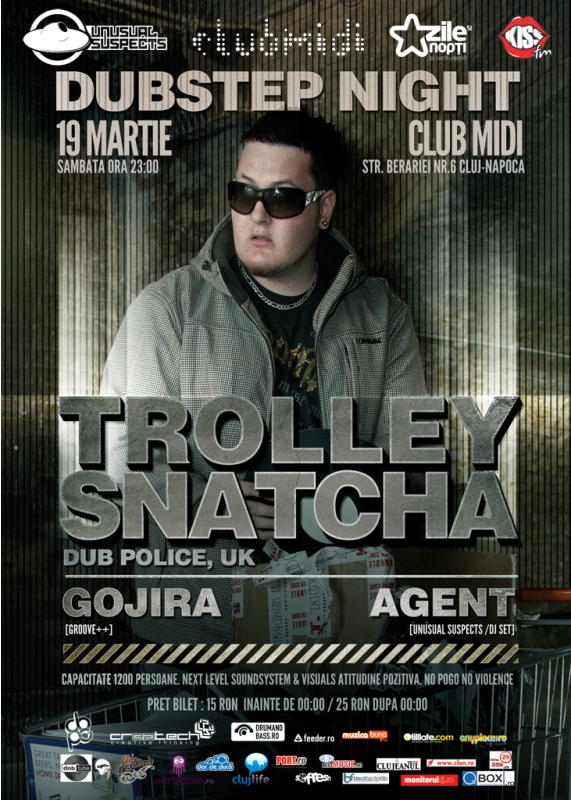 Trolley Snatcha / Gojira @ Club Midi