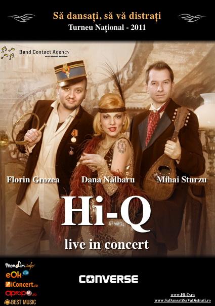 Hi-Q @ Euphoria Music Hall