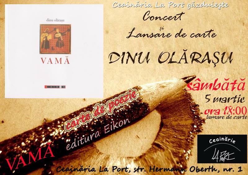 Lansare de carte @ Ceainaria La Port