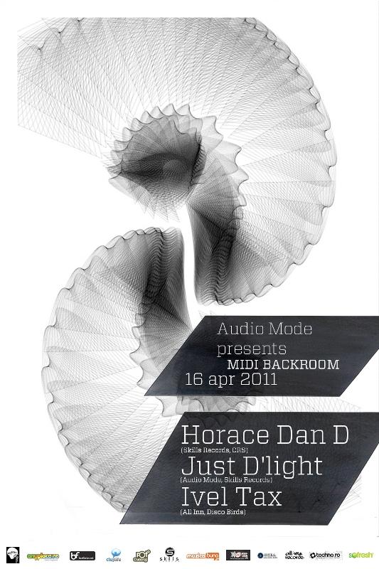 Audiomode event @ Midi's Backroom