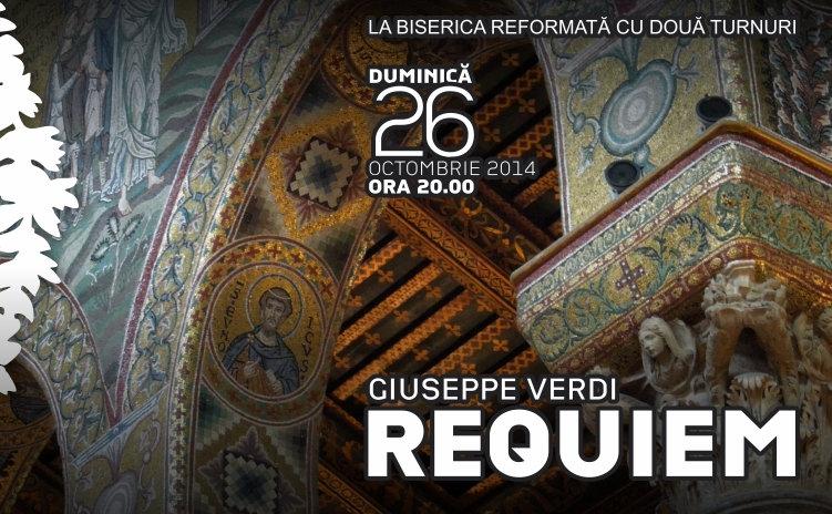 Requiem @ Biserica Reformata cu Doua Turnuri