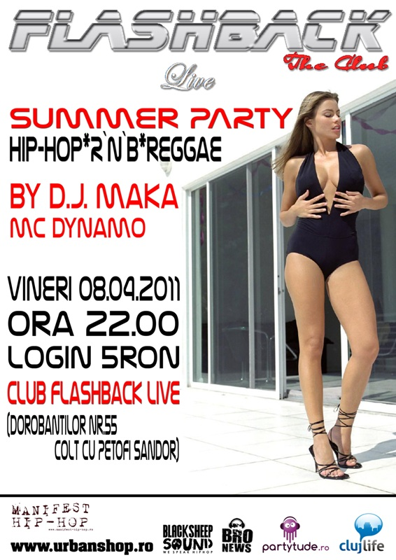 Summer Party @ Flashback Live
