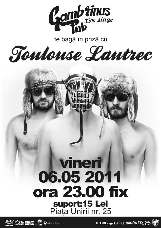 Toulouse Lautrec @ Gambrinus Pub