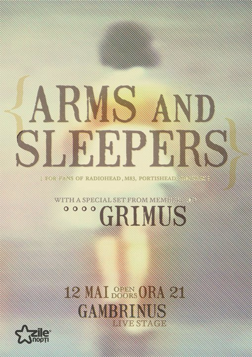 Arms & Sleepers @ Gambrinus Pub