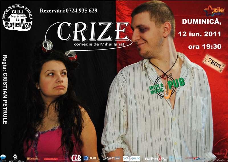 Crize @ Irish & Music Pub