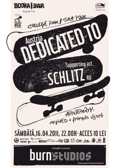 Dedicated To & Schlitz @ Booha Bar