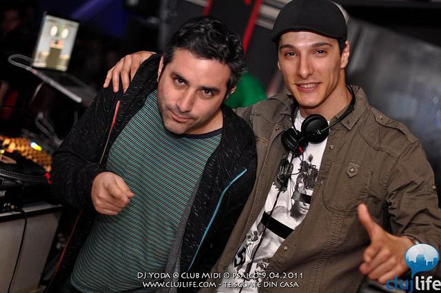 Poze: DJ Yoda @ Club Midi