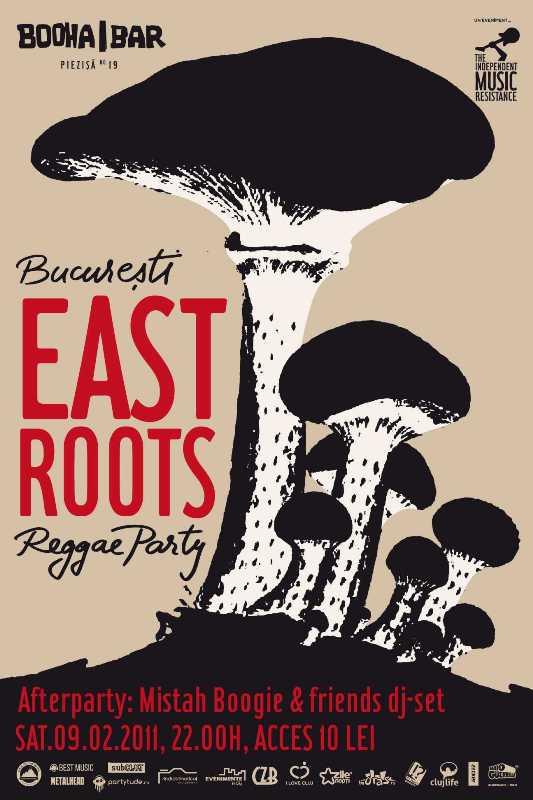 East Roots @ Booha Bar