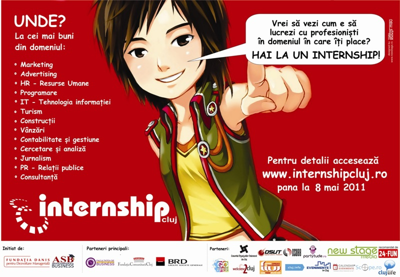 Intership Cluj
