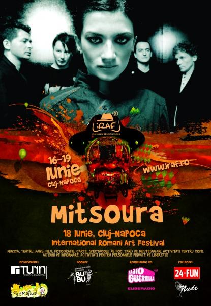 Mitsoura @ IRAF